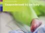 Brochure over de voorbereiding en het verloop van een slaaponderzoek bij baby's