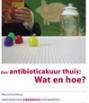 cover folder antibioticakuur thuis
