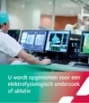 cover folder elektrofysiologisch onderzoek