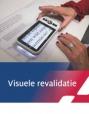 Cover folder visuele revalidatie